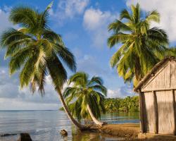Ostrov Sainte Marie, Madagaskar