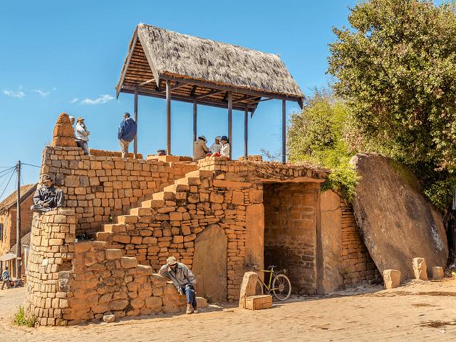 Dedinka Ambohimanga, Madagaskar