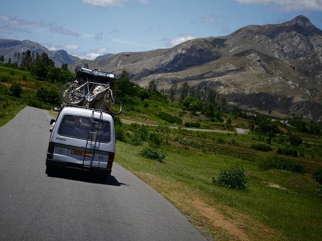Cestovanie po Madagaskare