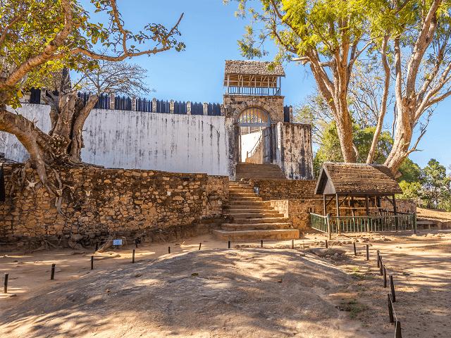 Historická pevnosť Ambohimanga