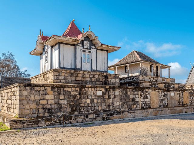 Kráľovský komplex Antananarivo