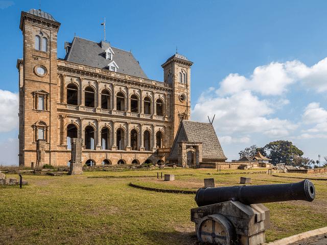 Kráľovský palác Antananarivo