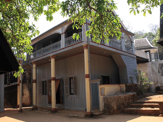 Kráľovský palác v Ambohimanga